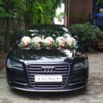 Audi A8L 2016 Czarny